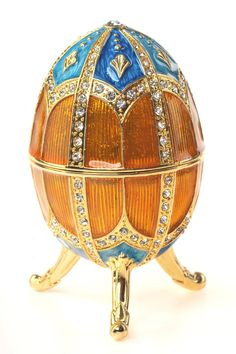 Faberge Egg Music Box.