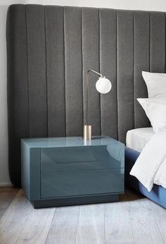20 Contemporary Nightstands For a Modern Master Bedroom! contemporary nightstands 20 Contemporary Nightstands For a Modern Master Bedroom! 20 Contemporary Nightstands For a Modern Master Bedroom 11 Contemporary Furniture, Interior Design Bedroom, Furniture, Bedroom Interior, Interior, Bedside Table Design, Mid Century Bedroom, Interior Furniture, Bed Furniture