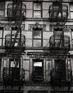 Black Harlem New York Tenements