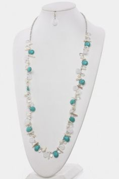 Beach Breeze Necklace Set  Necklace  Refer a Friend for a $300 Shopping Spree!