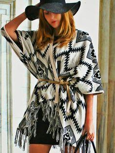 Fashion Fix: Poncho - My Simply Special