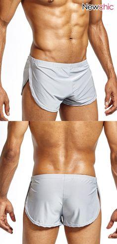 Jungs In Shorts, White Bbq Sauce, Urban Fashion, Mens Fashion, Men's Wardrobe, Casual Looks, Hot Guys, Underwear, Men Clothes