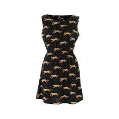 Yumi Panther Dress - USC