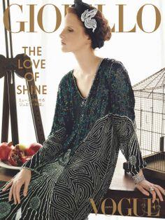 Magdalena Jasek per Vogue Giappone dicembre 2013. :: WhyNot Blog