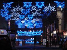 The Gloucester Christmas Illuminations, 2015