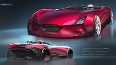 Dodge Red Arrow on Behance