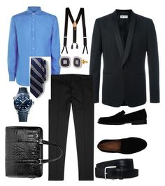 пузик by zinchenko-sasha on Polyvore featuring polyvore Ralph Lauren Purple Label Dsquared2 Yves Saint Laurent Arfango OMEGA Tod's Trafalgar Lands' End men's fashion menswear clothing