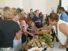 E. Macedonia & Thrace Region Welcomes Swedes with Traditional Greek Treats