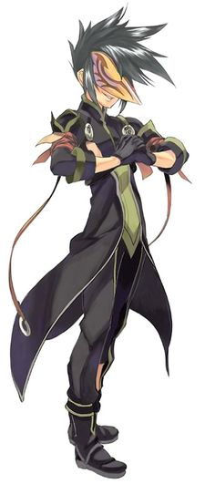 Sync the Tempest... also tempted to cosplay him as male and female