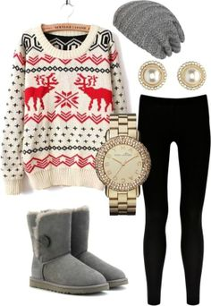 Besides the Uggs and Jewelry, I love this!