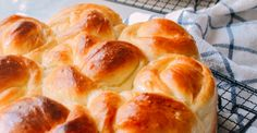 You've likely spotted these goldenbundles of joy at Asian bakeries, beckoning you with promises of the most light and fluffy bread you'll ever taste. Here's the secret: you can make it at home, and it's easier than you think. Judy Leung of The Woks of Lifecame up with this amazing recipe that's no more complicated […]