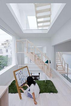 House H - Sou Fujimoto