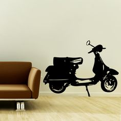 Vespa Wall Art