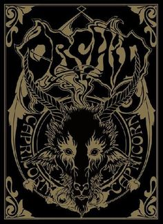 Capricorn | Orchid - Capricorn CD lim. Hardcover Edition (WITHOUT PATCH)