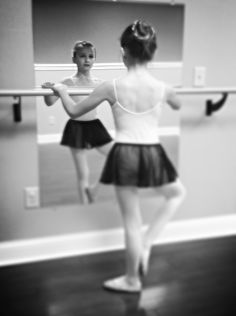 Another pic. of Ava in her home ballet studio Ballet Room, Baby Ballet, Ballet Barre, Ballet Shoes, Home Ballet Studio, Little Ballerina, Kid Character, Best Dance, Ballet Photography