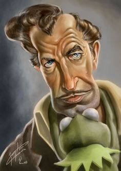 Vincent Price by bogdancovaciu on deviantART