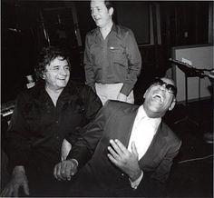 Rocking Speedo - Google+Johnny Cash and Ray Charles**