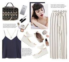 """#423"" by blacksky000 ❤ liked on Polyvore featuring La Perla, Monki, Obsessive Compulsive Cosmetics, Marc Jacobs, e.l.f. and Anya Hindmarch"