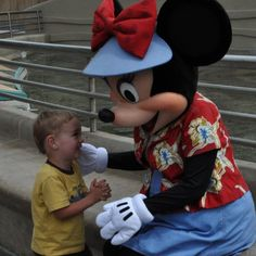Tips for visiting Disney parks with special needs children.