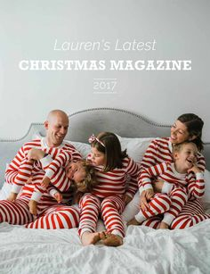 Lauren's Latest Christmas Magazine 2017