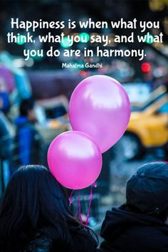 To #live in #harmony with your #self #Inspiration #Happiness #quote