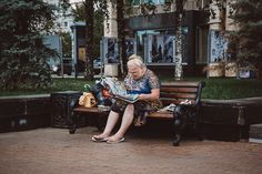 This is Moskau - Photography by Andy Gawlowski Photo Series, Outdoor Furniture, Outdoor Decor, Bench, Photography, Pictures, Moscow, Russia, Travel Report