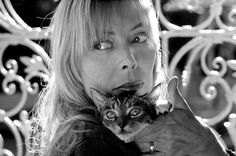 Joni Mitchell photographed by Norman Seeff