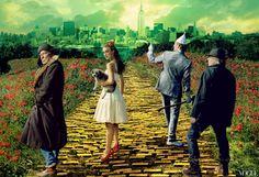 Fairy Tales - Annie Leibovit - Vogue