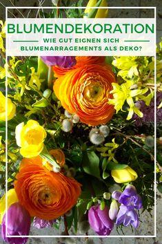 Blumen basteln: Das i-Tüpfelchen einer individuellen Dekoration sind die Blumen. Lassen Sie sich inspirieren von unserer Expertin, wir zeigen liebevoll in Szene gesetzte Blumenarrangements. Gras, Plants, Colorful Flowers, Women's Coats, Summer Decorating, Geraniums, Limelight Hydrangea, Floral Arrangements, Scene