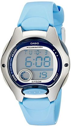 Casio Unisex MRW200H-2BV Neo-Display Black Watch with Resin Band ...