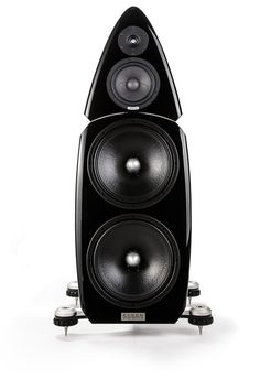 Kyron Audio. Kronos Dipole Loudspeaker System. Front View