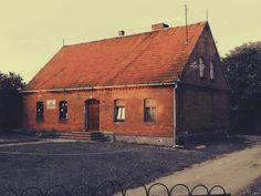 szlaki i bezdroża: Swarzewo - stara szkoła