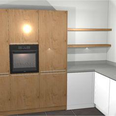 #keuken #beton #eiken #quooker #nieuwbouw