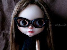 One Customized OOAK Blythe Doll Lucile by Dakawaiidolls on Etsy, $400.00
