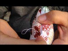 Tutorial. Fotos y vídeos de corazones de tela, con patrón. Arts And Crafts, Sewing, Ideas Para, Couture, Deco, Crochet, Tips, Invisible Stitch, Scrappy Quilts