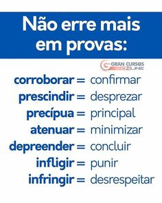 Build Your Brazilian Portuguese Vocabulary Portuguese Grammar, Learn To Speak Portuguese, Learn Brazilian Portuguese, Portuguese Lessons, Portuguese Language, Learn Spanish, Common Quotes, Study Organization, Learn A New Language