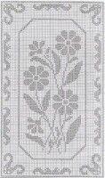 Gallery.ru / Фото #52 - Flowers 3 - gabbach Borax Uses, Flora Flowers, Filet Crochet, Household, Crochet Patterns, Diy Crafts, Quilts, Blanket, Gallery