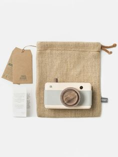 Wooden Toy Camera by Fanny & Alexander