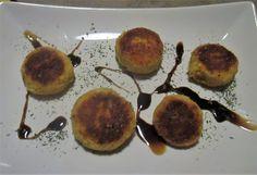 FORNELLI IN FIAMME: CAULIFLOWER'S BALLS - Polpette di cavolfiore