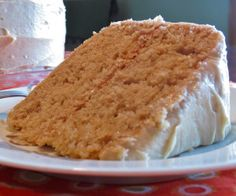 Peanut Butter Birthday Cake.... somebody make me one. my birthday is in August. Please and thank you!! :)