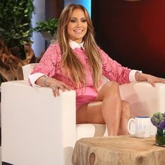 """Pin for Later: Jennifer Lopez: """"If I Got Pregnant, I Would Be So Excited"""""""