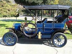 1909 Touring Model T Ford. Maintenance/restoration of old/vintage vehicles: the material for new cogs/casters/gears/pads could be cast polyamide which I (Cast polyamide) can produce. My contact: tatjana.alic@windowslive.com