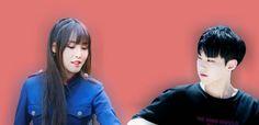 Yuju Hoshi gfriend seventeen  couple kpop