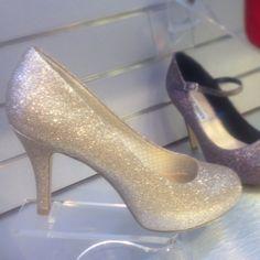 Steve Madden sparkly heels