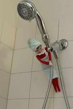 elf on the shelf ideas mischief | cute elf on the shelf idea