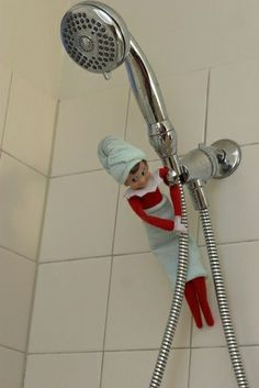 elf on the shelf ideas mischief | cute elf on the shelf idea