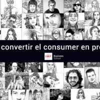 Cómo convertir consumer en prosumer