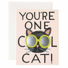 Meow, you're cool.