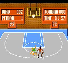 MJ & Larry - Jordan v. Bird
