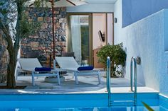 Your own private paradise! The Island Hotel, Kato Gouves, Crete, Greece.